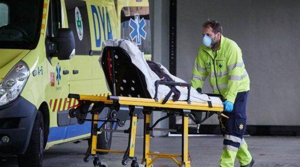 España volvió a aumentar el número de muertos por coronavirus