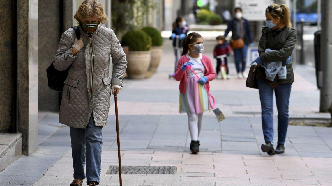 Españafue uno de los más golpeados por la pandemia de Covid-19 en Europa