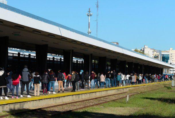 Estación Once: 420 persona participaron de manera voluntaria del test rápido de coronavirus