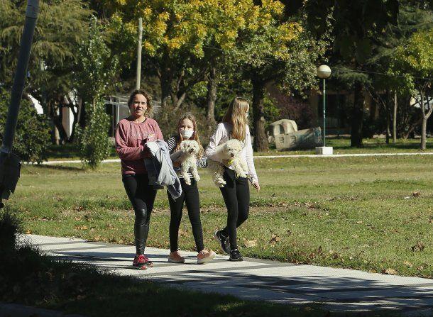 Niños y adolescentes pueden realizar paseos en La Pampa durante la cuarentena