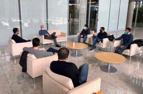 Horacio Rodríguez Larreta mantuvo una reunión con voluntarias y voluntarios de la Ciudad