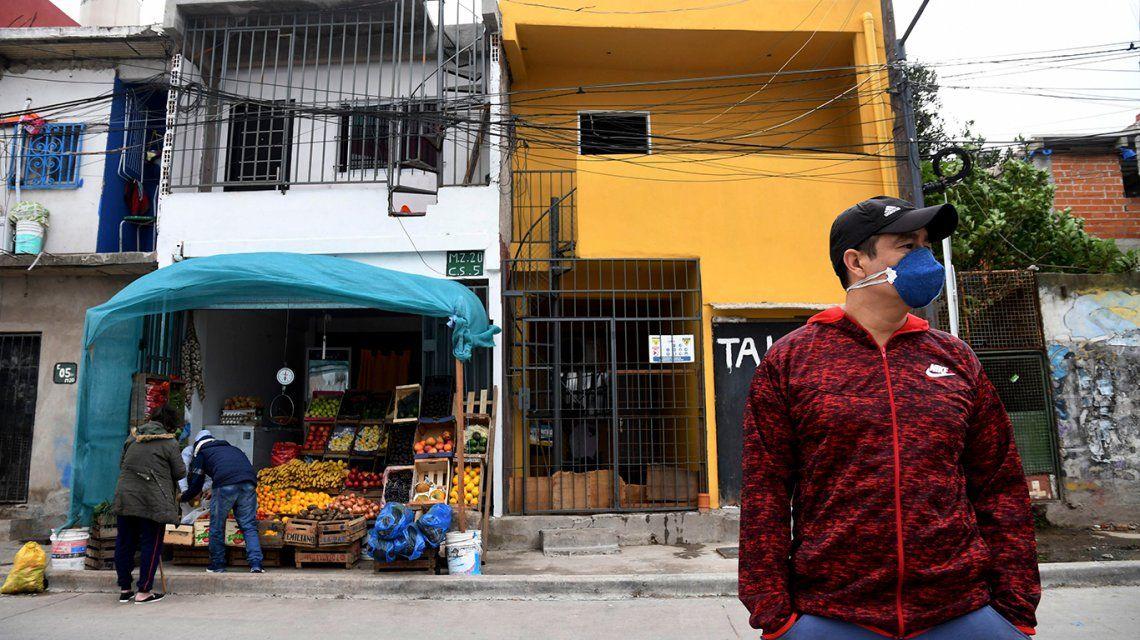 Detectaron varioscasos de coronavirus en el Barrio 31 de Retiro