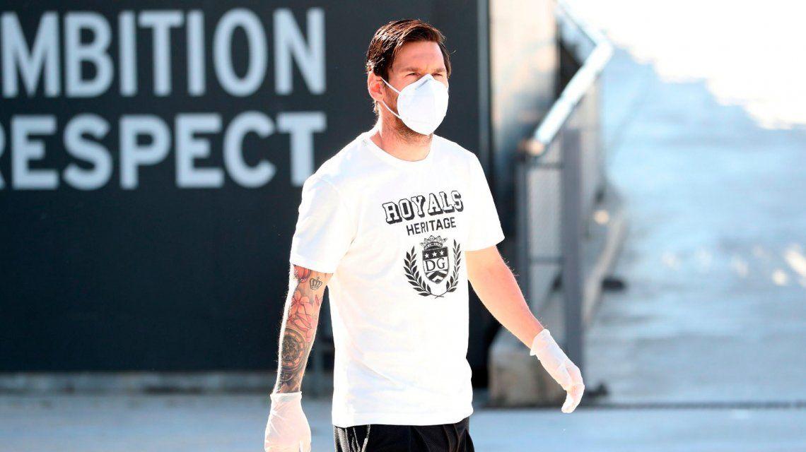Messi y la pospandemia: El fútbol, como la vida en general, no volverá a ser igual