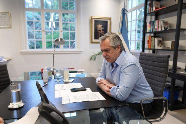 Alberto Fernández anunciará la extensión de la cuarentena más allá del 11 de mayo
