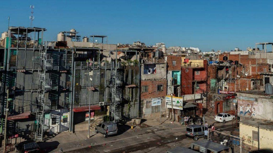Ciudad: Confirman más de 1.200 casos  de coronavirus en barrios vulnerables