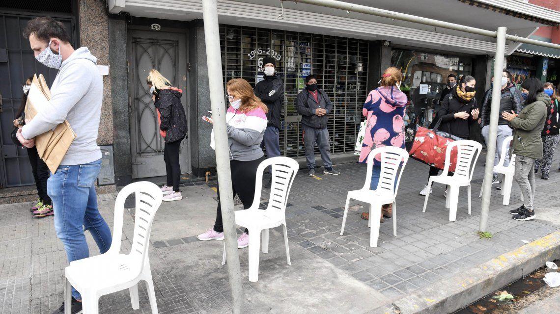 El IFE se pagó mediante Correo Argentino a los que no brindaron su CBU