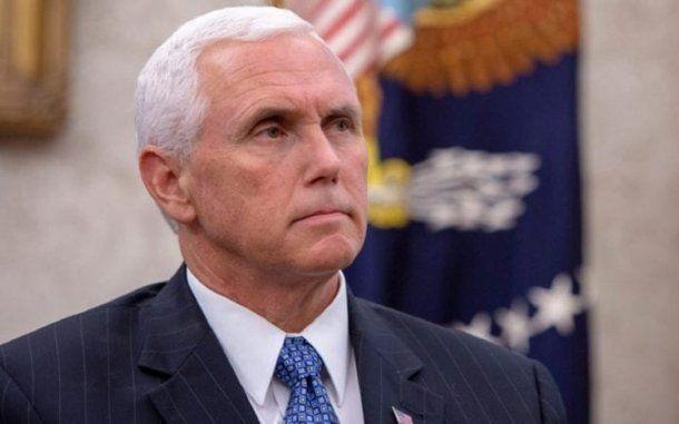 La Casa Blanca desmintió que Mike Pence esté en cuarentena