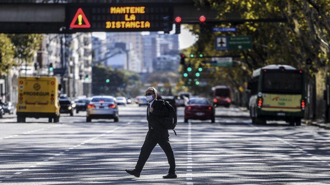 Ministerio de Salud informó datos de la situación de la pandemia de coronavirus en Argentina