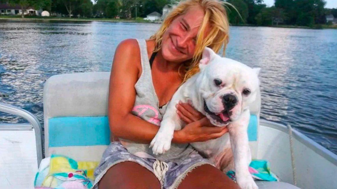 Estados Unidos: una mujer murió luego de ser mutilada por su bulldog francés