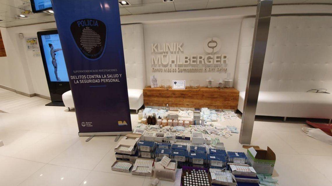 Clausuran la clínica de Mühlberger, el médico ortomolecular de los famosos