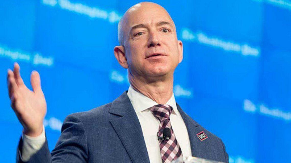 Jeff Bezos podría convertirse en el primer trillonario del mundo