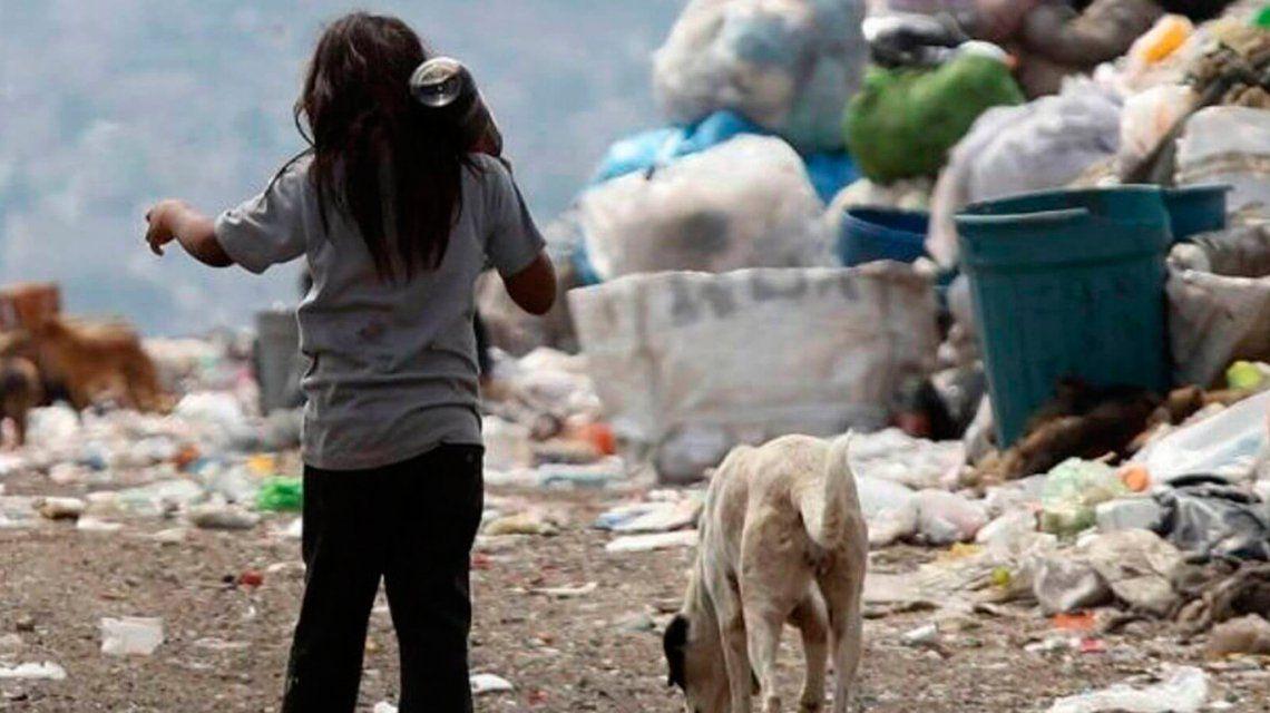 Por la pandemia, seis de cada diez niños argentinos serán pobres a fin de año
