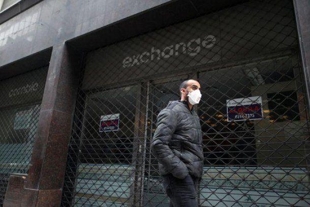 Comercios debieron cerrar por la cuarentena