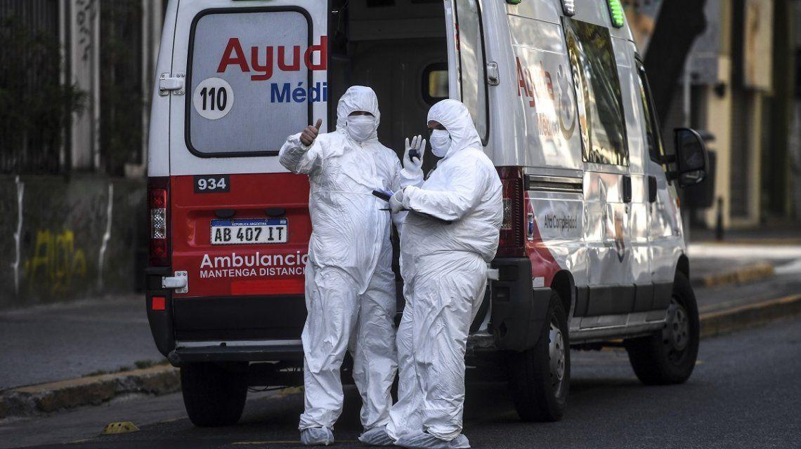 Coronavirus en Argentina: informe de la mañana del 2 de junio