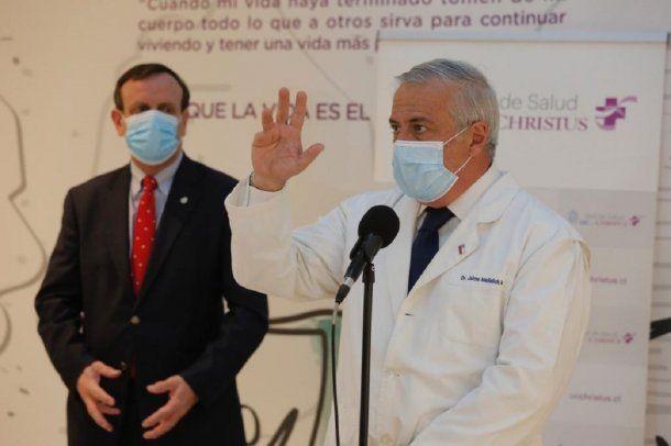 Chile se acerca a los 78 mil casos de coronavirus: el ministro de Salud Jaime Mañalich descarta que el país esté colapsado aunque admite una ocupación del 95% de las camas de los hospitales