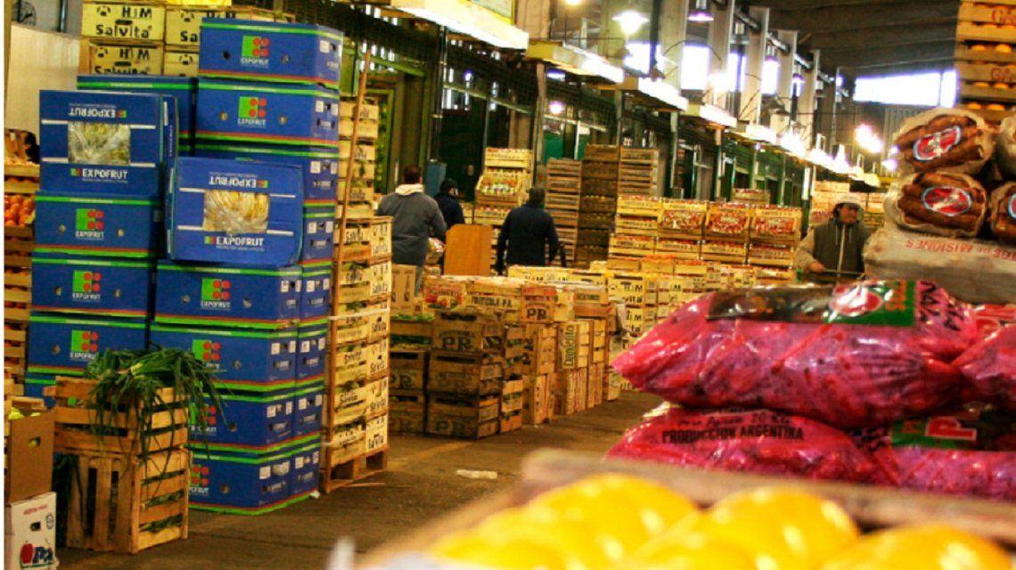 Coronavirus en el Mercado Central: se detectaron 9 casos