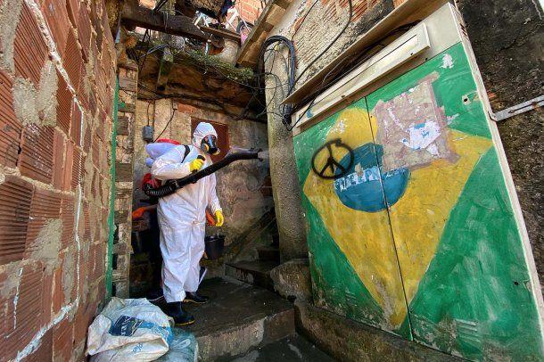 El coronavirus en Brasil ataca sin piedad: son el segundo país más afectado por la pandemia