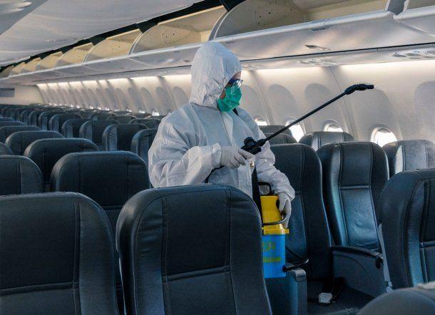 Aerolíneas se prepara para los primeros vuelos