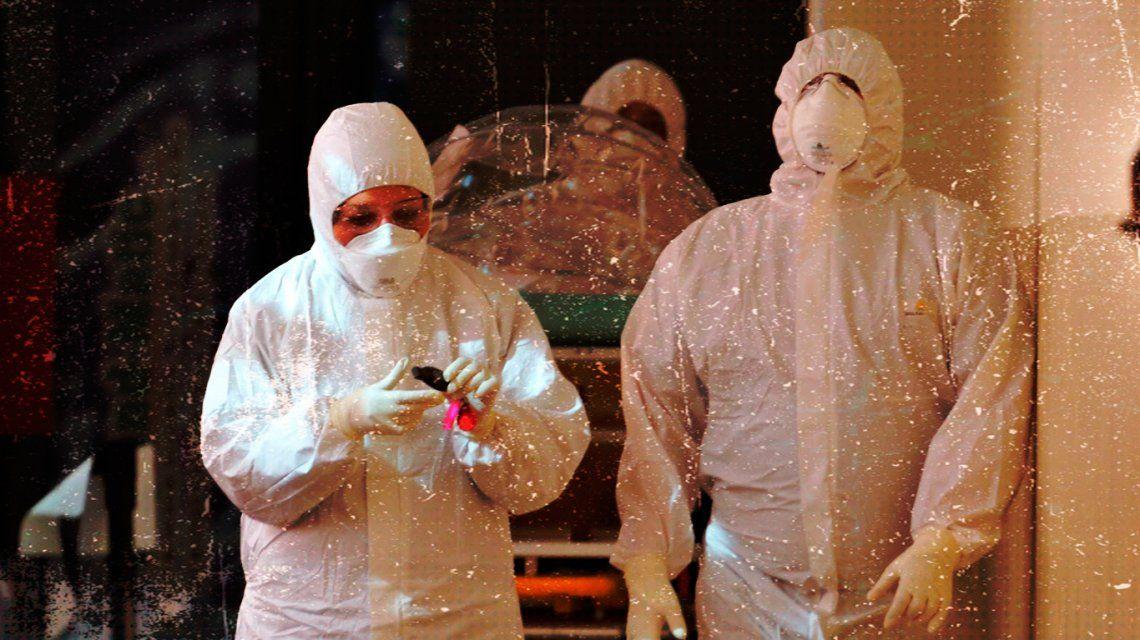 Parte nocturno del Ministerio de Salud del 14 de junio: 18 muertos en las últimas 24 horas