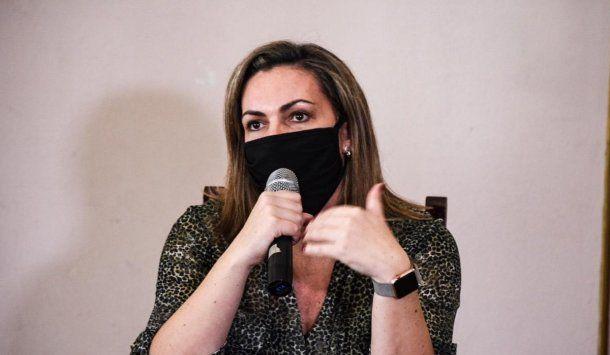 Ruth Kalle, secretaria de Salud de Necochea