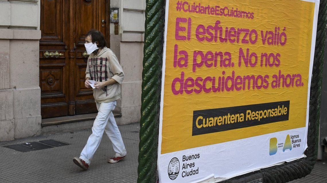 Coronavirus en Argentina: informe de la noche del 4 de junio
