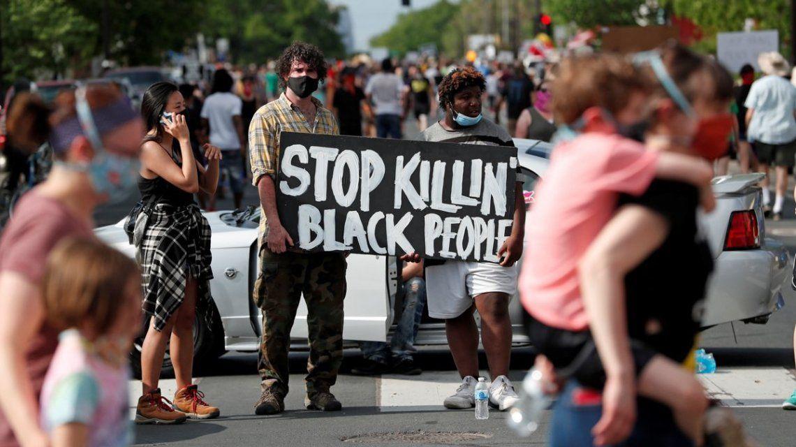 Estados Unidos: alarma por rebrote de coronavirus tras las protestas