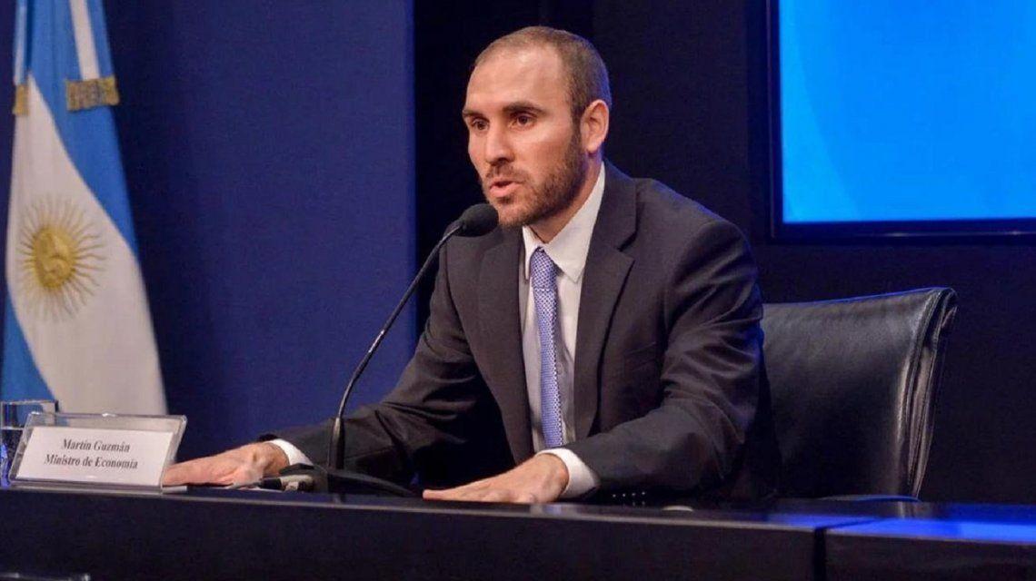 Martín Guzmán extendió el plazo de la negociación de la deuda