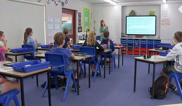 Educación: en Inglaterra también debieron cerrar por temor al coronavirus
