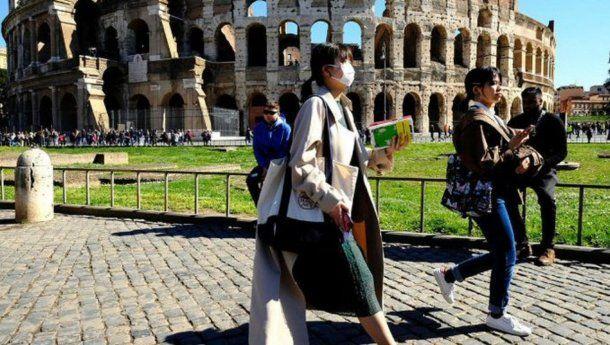 Italía permite el ingreso de turistas desde la Unión Europea y Reino Unido