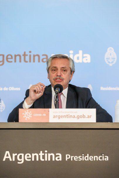 Alberto Fernández anunció que la cuarentena se extiende hasta el 28 de junio