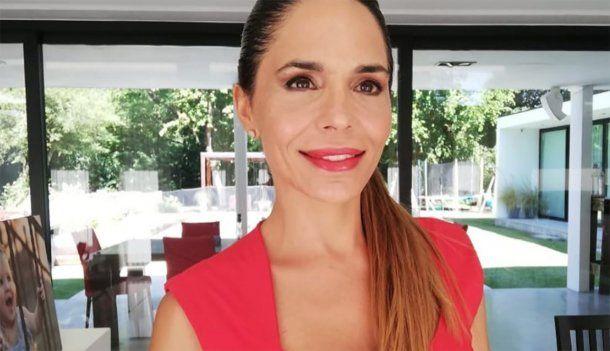Melisa Zurita conductora y periodista de Canal 26.