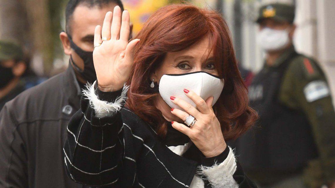 Cristina Kirchner pidió una pericia informática contra Google por publicaciones ofensivas