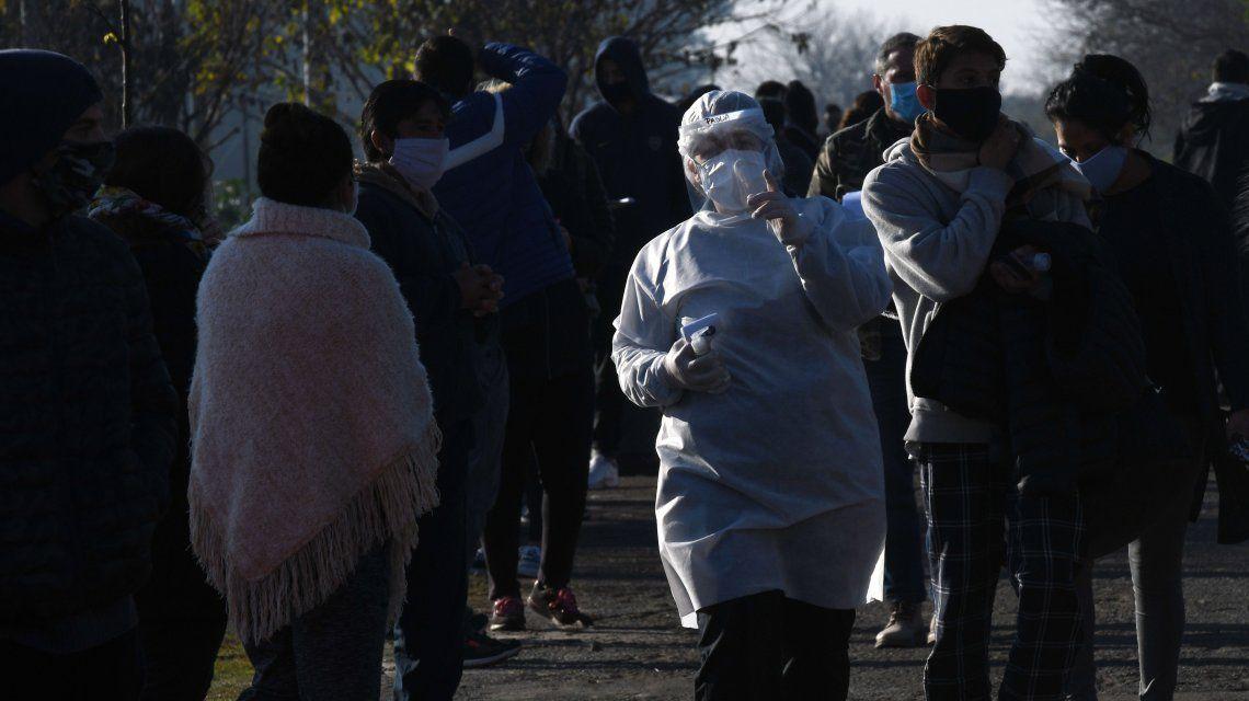 Coronavirus en Argentina: informe nocturno del 11 de junio