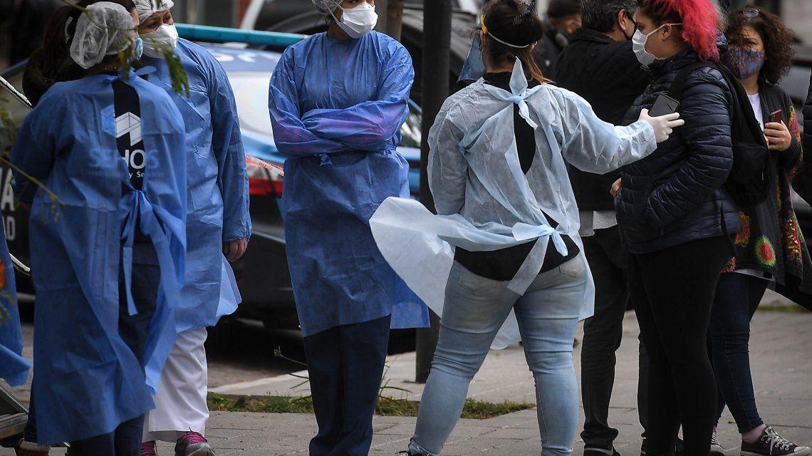 Coronavirus en Argentina: informe nocturno del 12 de junio