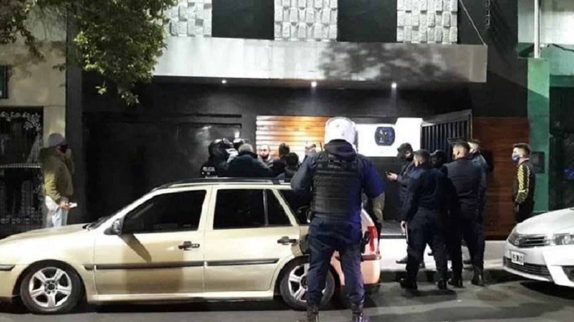 Más de 100 detenidos en San Luis por ir a bailar e incumplir los protocolos sanitarios
