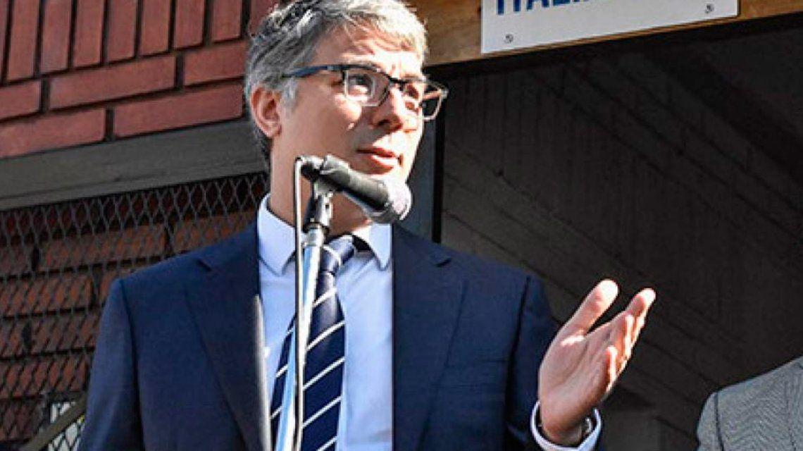 Espionaje ilegal: apartan de la causa al juez Federico Villena