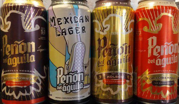 Mucho antes del coronavirus, Peñón del Águila proveía con su cerveza artesanal de Córdoba a los supermercados de todo el país