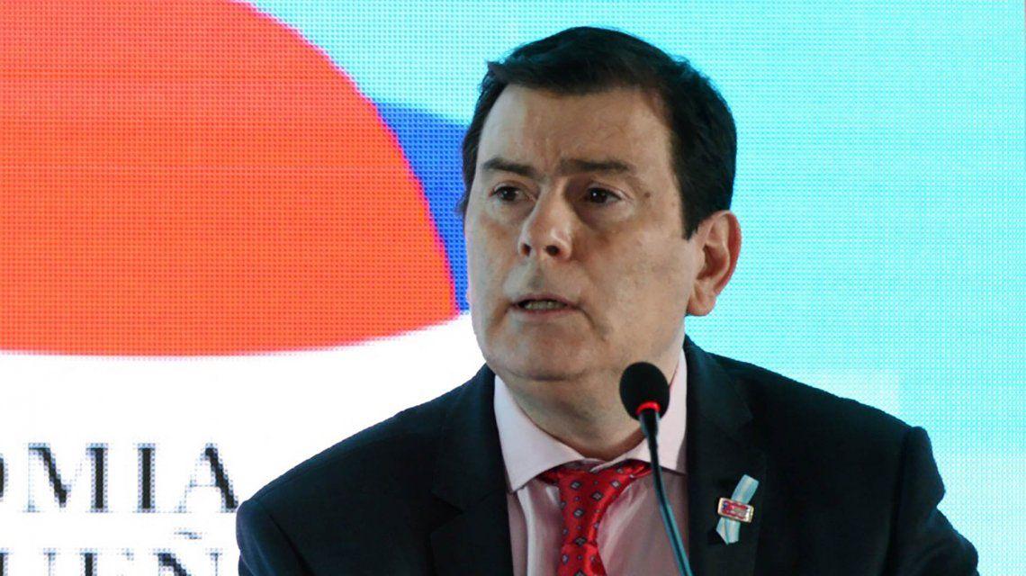 Gobernador de Santiago del Estero Gerardo Zamora.