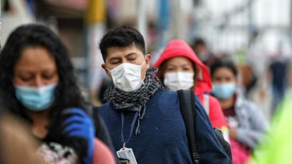 Con el coronavirus en aumento, Colombia extendió su cuarentena hasta el 1° de agosto