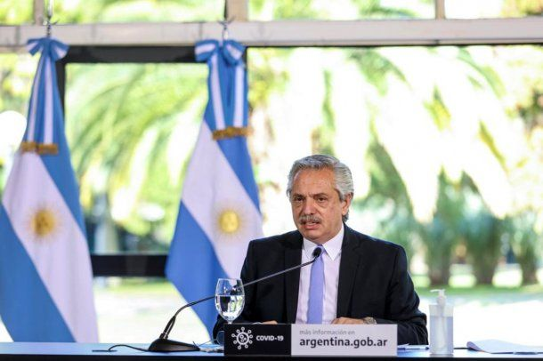 AMBA: Alberto Fernández anunció la cuarentena estricta por ser foco de coronavirus