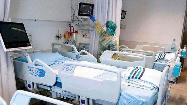 La Sociedad Argentina de Terapia Intensiva teme que colapse el sistema de Salud.