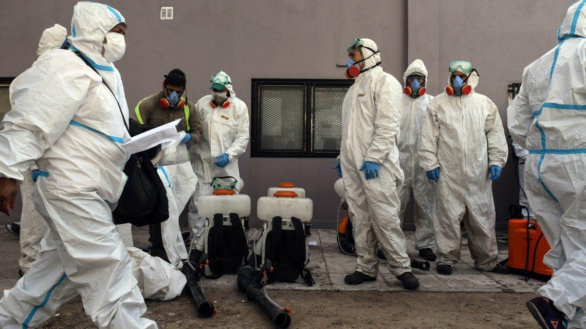 Coronavirus en Argentina: informe nocturno del 8 de julio