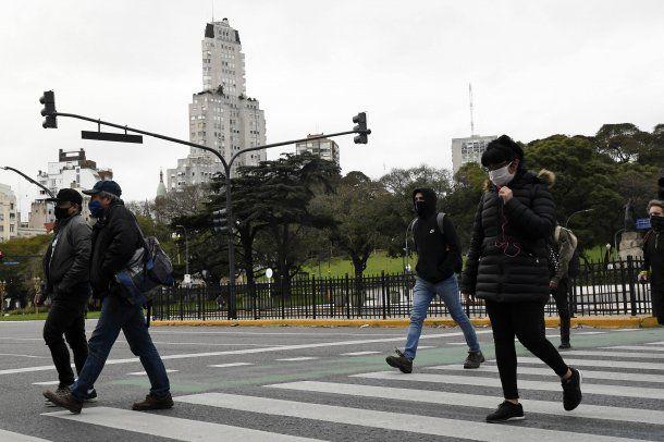Ciudad y provincia de Buenos Aires aguardan resultados epidemiológicos para definir nuevas medidas