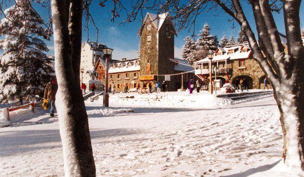 En plena temporada de nevadas, por el coronavirus no podrán disfrutarlas ni los de Bariloche ni los turistas