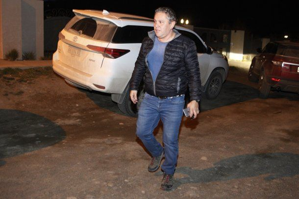 Santa Cruz: el empresario había sido procesado en la causa de los cuadernos