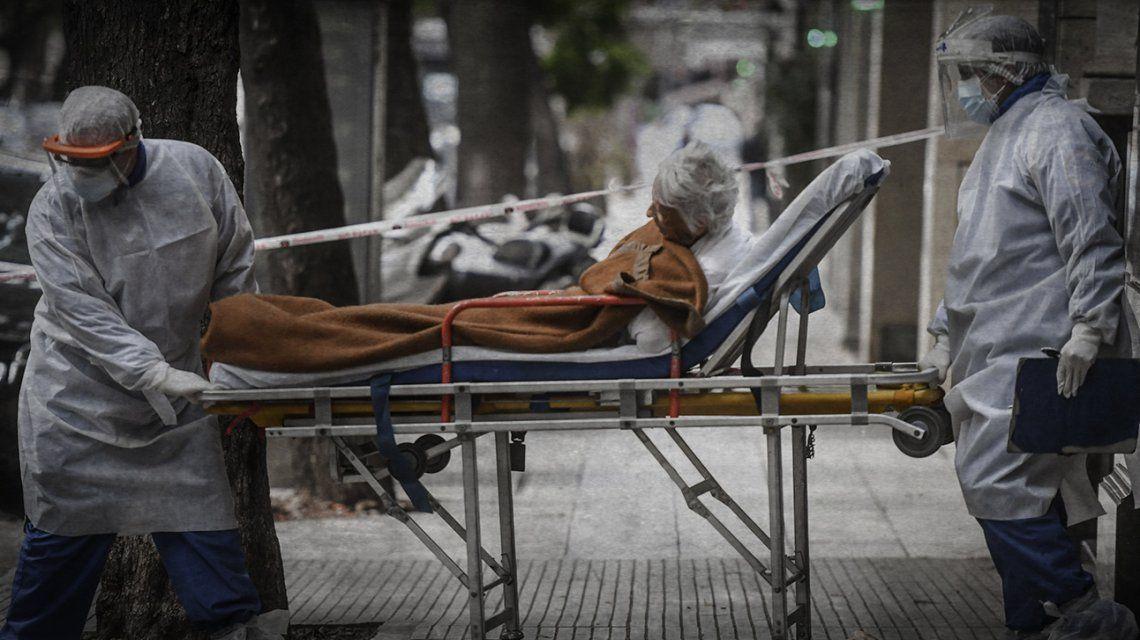 Parte del Ministerio de Salud del 13 de julio: se registraron 58 muertos y 3.099 casos de coronavirus