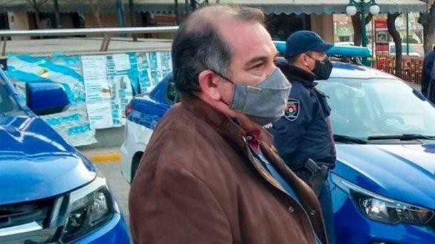 El ex subsecretario de Gobierno de la Municipalidad de La Falda, Luis Almada