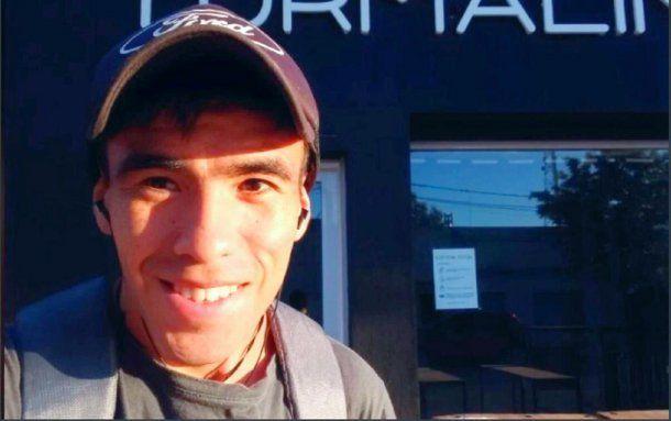 Facundo Astudillo fue visto por última vez el 30 de abril cuando iba a Bahía Blanca.