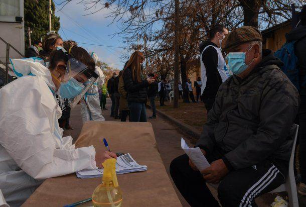 Avanzan los casos de coronavirus en Argentina