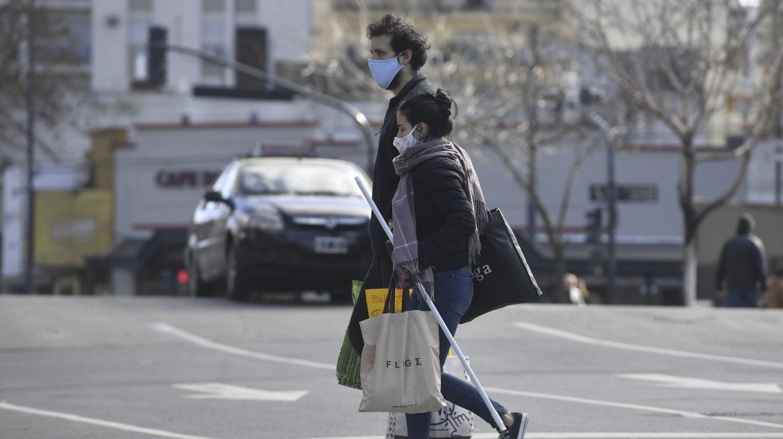 Murieron otras 40 personas y hubo más de 4200 contagios en las últimas 24 horas
